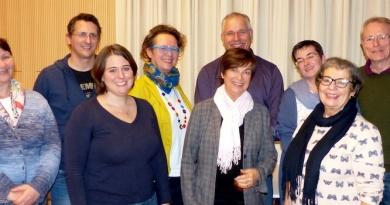 Der Verein handinhandinhaar e.V.wählt einen neuen Vorstand